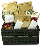 The VIP Gourmet Gift Basket
